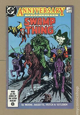 Swamp Thing (2nd Series) #50 1986 VG/FN 5.0