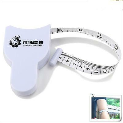BMI Body Mass Index Retractable Tape Measure & Calculator For Diet Weight LE