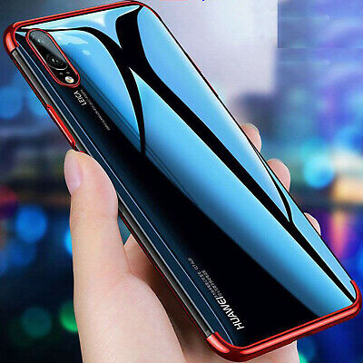 Ultra Slim Shockproof Bumper Case Cover For Huwaei P20 Pro Honor 9 P9 Mate 10 UK