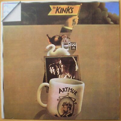 The Kinks Arthur Or The Decline And Fall Of The British Empire LP, Album, RE ...