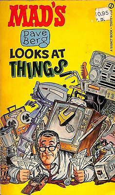 Mad's Dave Berg Looks at Things, , Good Condition Book, ISBN