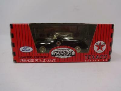 1940 Ford Deluxe Coupe, Texaco pedal car model (1997)