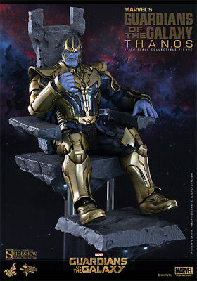Hot Toys THANOS Guardians of the Galaxy 1/6 scale figure MMS280~Infinity War~NIB