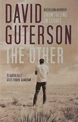 The Other by David Guterson   Paperback Book   9780747596202   NEW