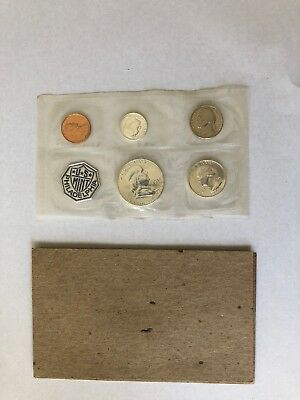 1963 Us Mint Proof Set Philadelphia