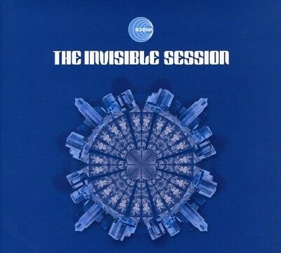 Invisible Session - Invisible Session [New CD] Digipack Packaging, Italy - Impor