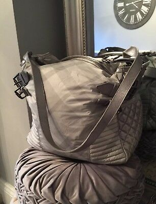 Genuine Burberry Baby Changing Bag