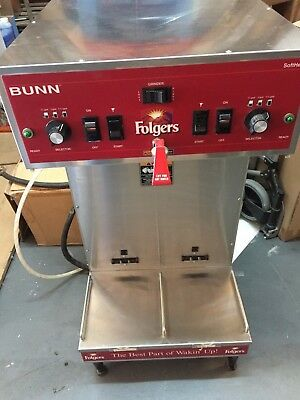 BUNN Dual SH SoftHeat Thermofresh Automatic Commercial Coffee Brewer/Maker