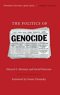 The Politics of Genocide by Edward S. Herman, David Peterson | Paperback Book |