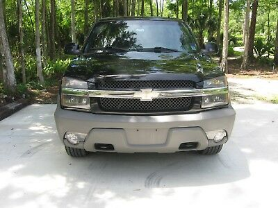 2002 Chevrolet Avalanche 1500 Off-Road / Towing Package 2002 Chevy Avalanche 4x4