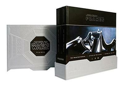 Star Wars: Frames by Lucasfilm Ltd, George Lucas | Hardcover Book | 978141970470