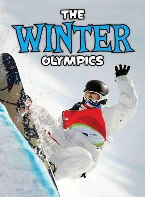 The Winter Olympics (NONE) by Hunter, Nick   Paperback Book   9781406261738   NE