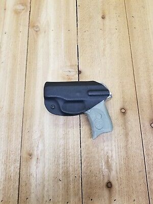 Concealment Ruger LC9 LC9s EC9s LC380 IWB Black Kydex Holster Right hand