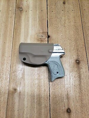 Concealment Ruger LC9 LC9s EC9s LC380  IWB Flat Dark Earth Spring Holster Right
