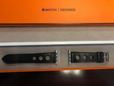 Authentic Apple watch Hermes 42 MM Single Tour Rallye strap