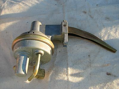 Antique Vintage Fuel Pump Automobile Olds V8 400 & 425 with Air 1970 1971 1972