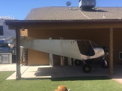 ZENITH CH 701 Aircraft Almost Completed with Engine