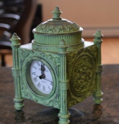 Marshall Field's Collectible Clock - Never Used - Mint In Original Box - Vintage