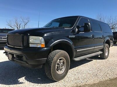 2003 Ford Excursion  2003 FORD EXCURSION LIMITED 4wd DIESEL