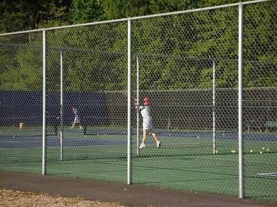 2.4M height x 10M Length Gal Chain Link/cyclone fence/hurricane fence,$88/roll