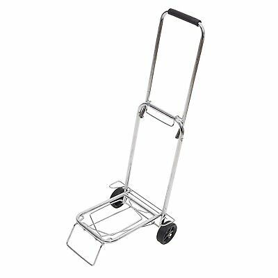 Portable Shopping Carrier Folding  Hand Truck   Luggage Cart 50 Kg/110 lbs