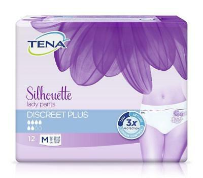 TENA Lady Pants Discreet Plus M 12St PZN: 10186856
