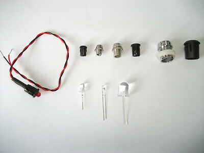 LEDS 10mm, 5mm, 3mm.  CHOOSE YOUR PARAMETERS