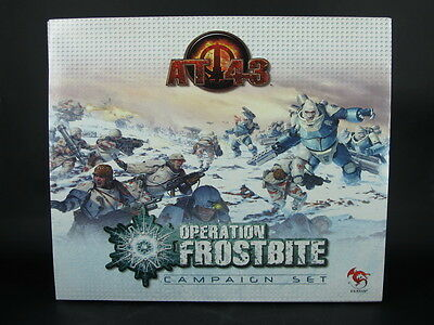 RACKHAM AT-43 ATSET 02U Operation Frostbite Campaign Set
