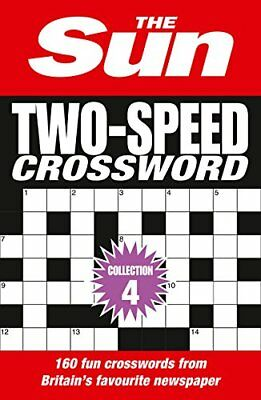 The Sun Two-Speed Crossword Collection 4: 160 two-in-one cryptic and coffee...