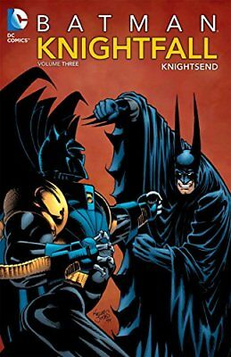 Batman Knightfall TP New Ed Vol 03 Knightsend by Dennis Oniell (Paperback, 2012)