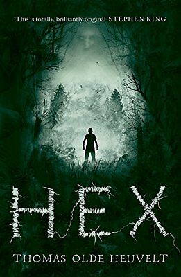 HEX by Thomas Olde Heuvelt (Paperback, 2016)