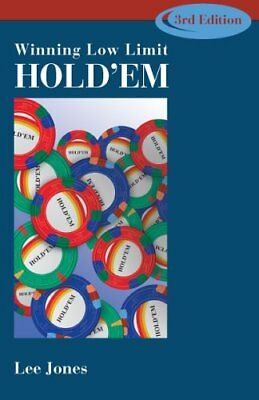 Winning Low-limit Hold'em by Lee Jones (Paperback, 2007)