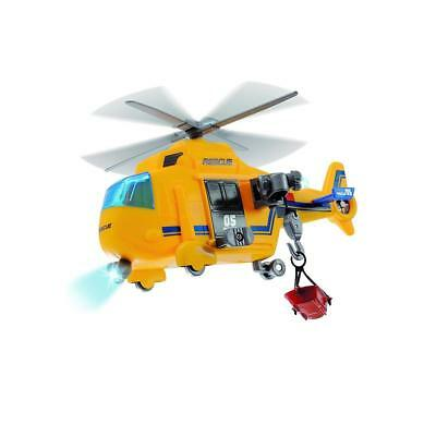 Dickie Toys 203302003 - Rescue Copter Rettungshelikopter 18 cm lang Spielzeug