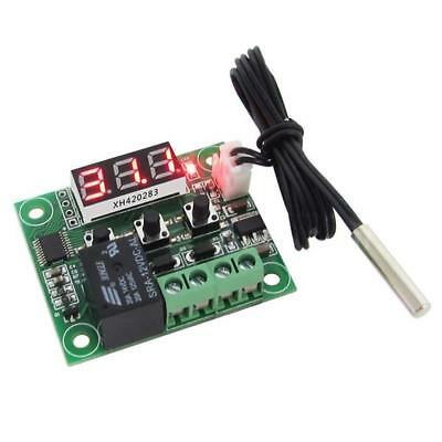 Digital PID DC SSR Thermostat Temperature Controller PT100 Thermocouple SensorDI