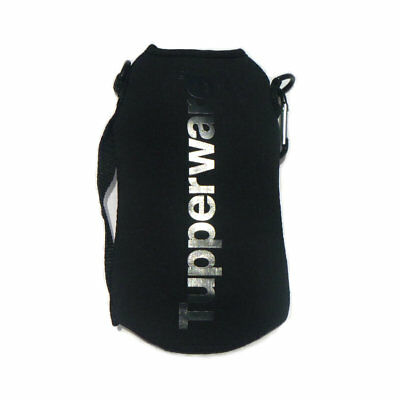Tupperware NEW 750ml Active Carrier For Eco Sports Water Bottle in Black