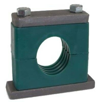 Stauff Pipe Clamp Series C 6mm - 63mm Heavy Duty Complete Clamp