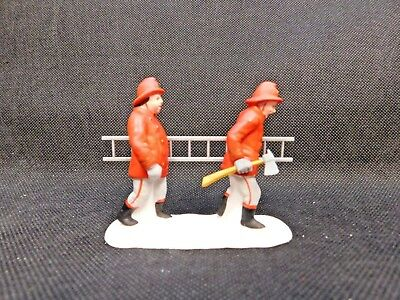 """Department 56 """"the Fire Brigade"""" Heritage Village #5546-8 **missing One Piece**"""