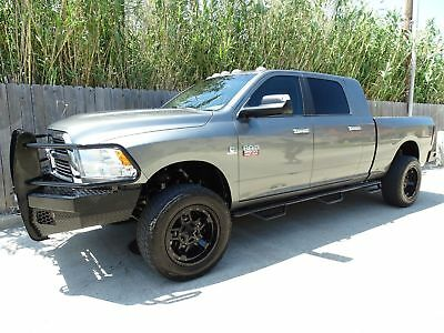 Ram 3500 Lone Star 2012 Dodge Ram Lone Star Crew Cab 4x4 6.7L Cummins Turbo Diesel Engine