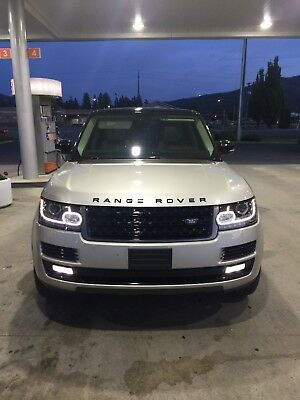 2013 Land Rover Range Rover Supercharged New control Arms L&R New water pump New Tires New Stabalizing Bar Bushings L&R