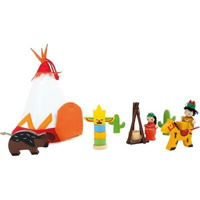 small foot company 3949 - Spielwelt Indianer