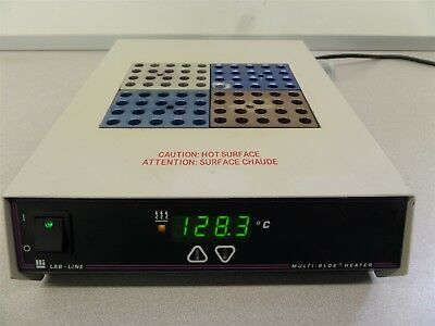 Lab-Line Digital Multi Blok Heater 2003R