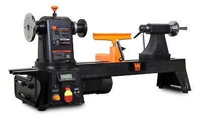 WEN 3427 12-Inch by 15-Inch Variable Speed Multi-Directional Wood Lathe
