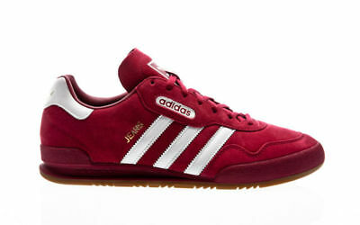 authentic cheap sneakers ADIDAS ORIGINALS JEANS Uk 10 44 2/3 B GRADE white box ruby ...