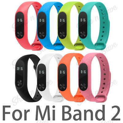 Brand New Replacement Wristband for Xiaomi Mi Band 2 Tracker Bracelet Band Strap