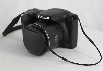 Canon PowerShot SX400 IS w/ Accessories