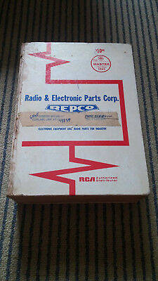 1969 Radio Electronic Master Official Catalog 33Rd Edition  1788 Pages.