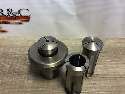 Royal 5Mt 5C Collet Holder + Collets