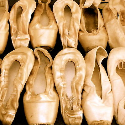 Ballet & Pointe Shoe Sewing Service