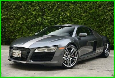 Audi R8 4.2 2015 AUDI R8 4.2 COUPE  *** ONLY 6K MILES!! ***