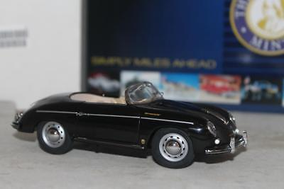 Franklin Mint 1955 Porsche 356 Speedster Limited Edition Diecast 1:24 COA